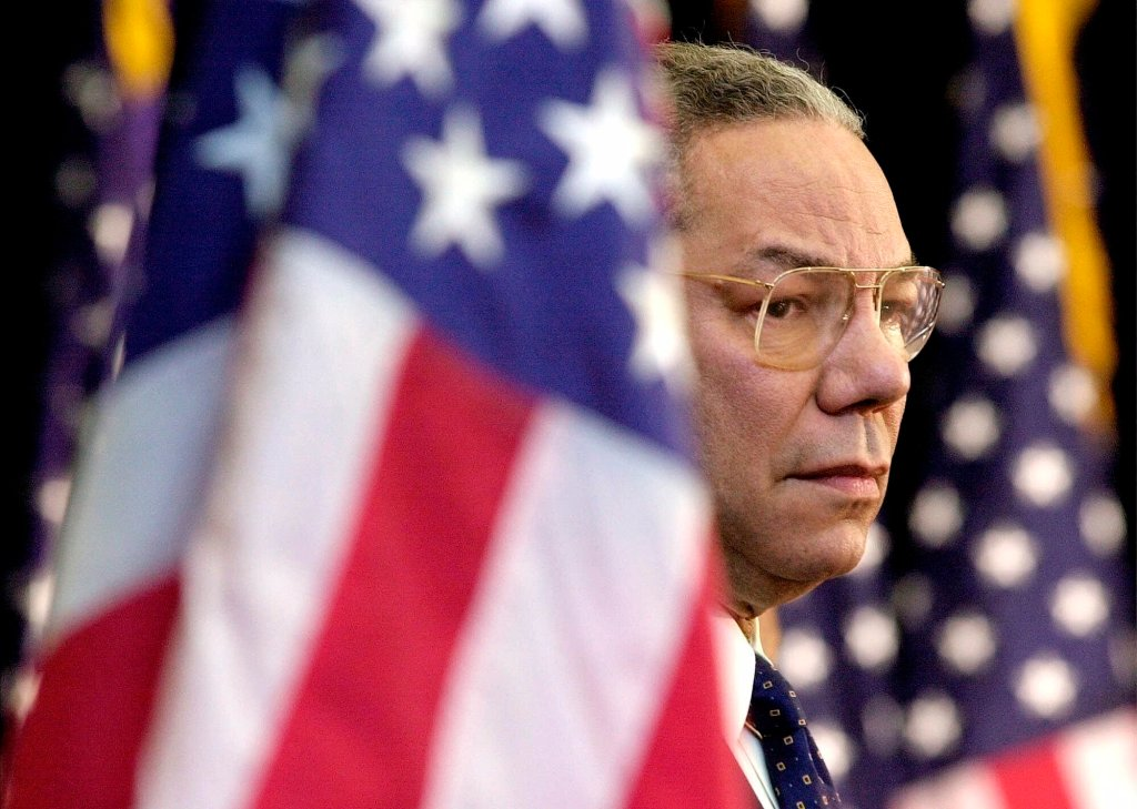 Colin Powell has died of COVID-19 complications, family says