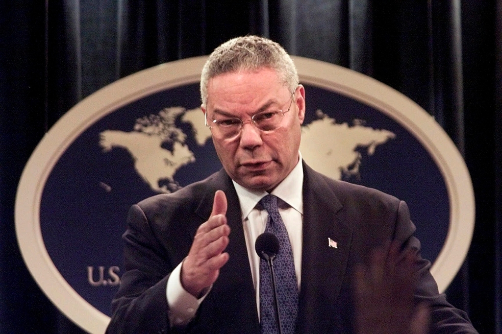 Family says Colin Powell, former Joint Chiefs chairman and secretary of state, has died from COVID-19 complications