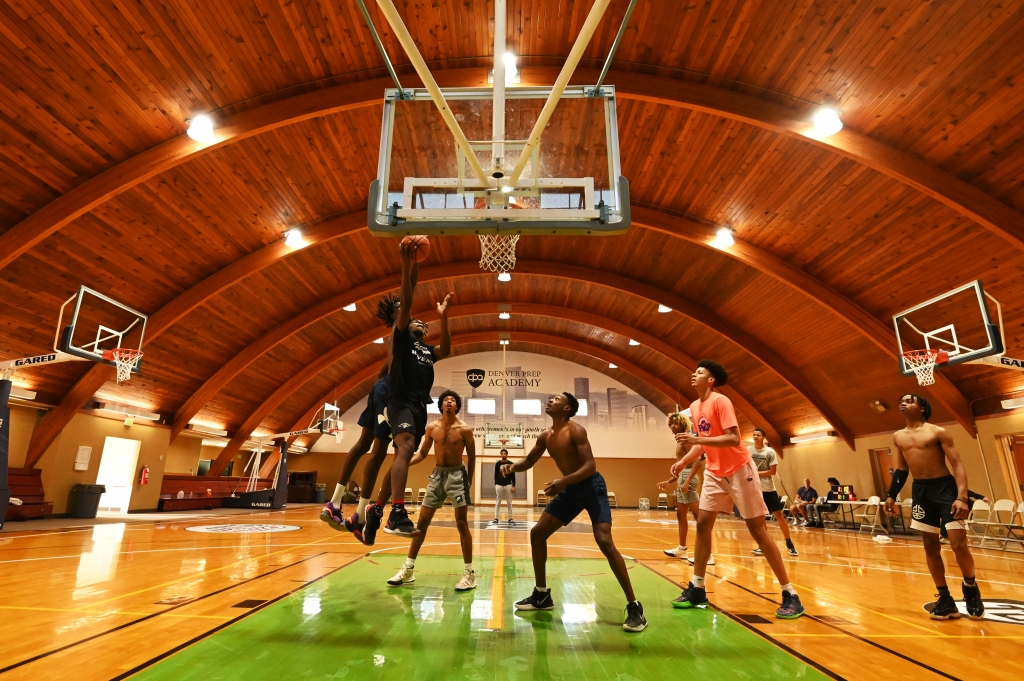 """How private basketball prep schools in Colorado are redefining athlete education: """"We're gonna do what's best for kids"""""""