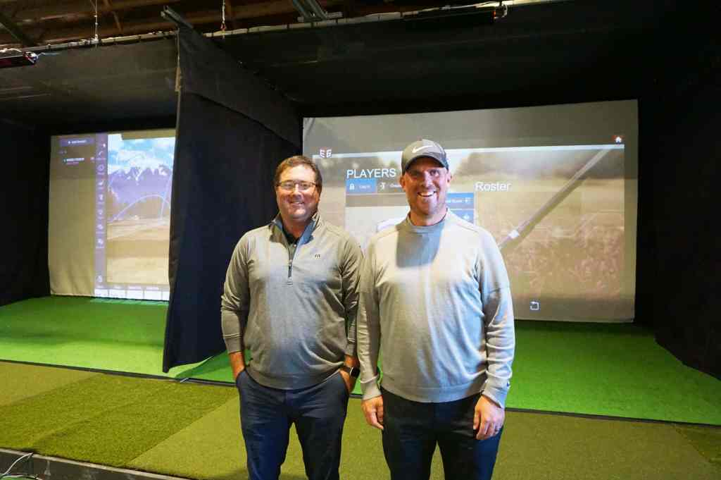 New indoor golf simulator facility in RiNo rolls out the green carpet