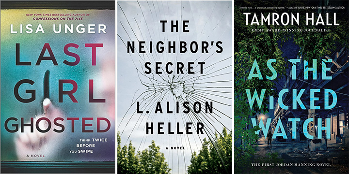 """""""The Neighbor's Secret"""" and other mysteries to read in October"""