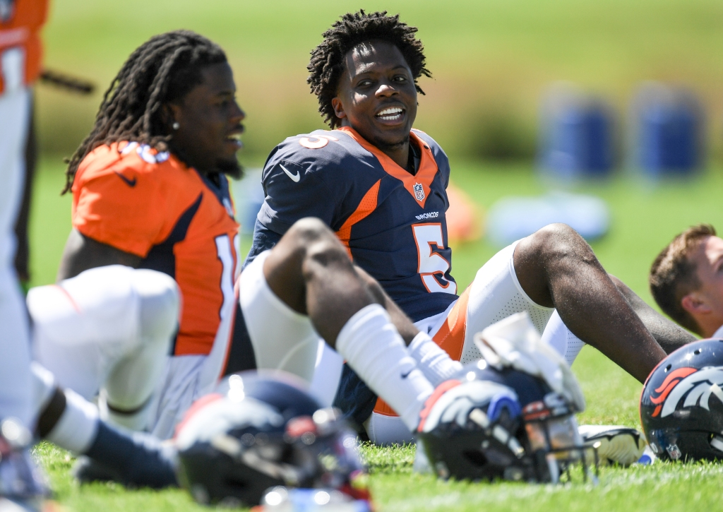 Broncos podcast: Denver, riding four-game losing skid, hosts Washington in must-win Week 8
