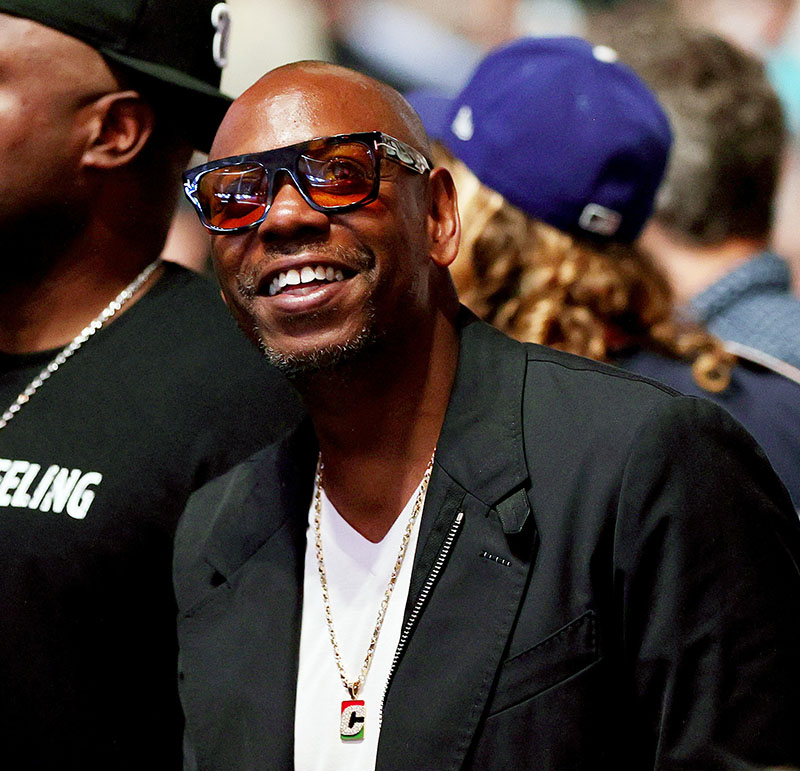 Dave Chappelle 'Loves' the controversy surrounding latest Netflix special