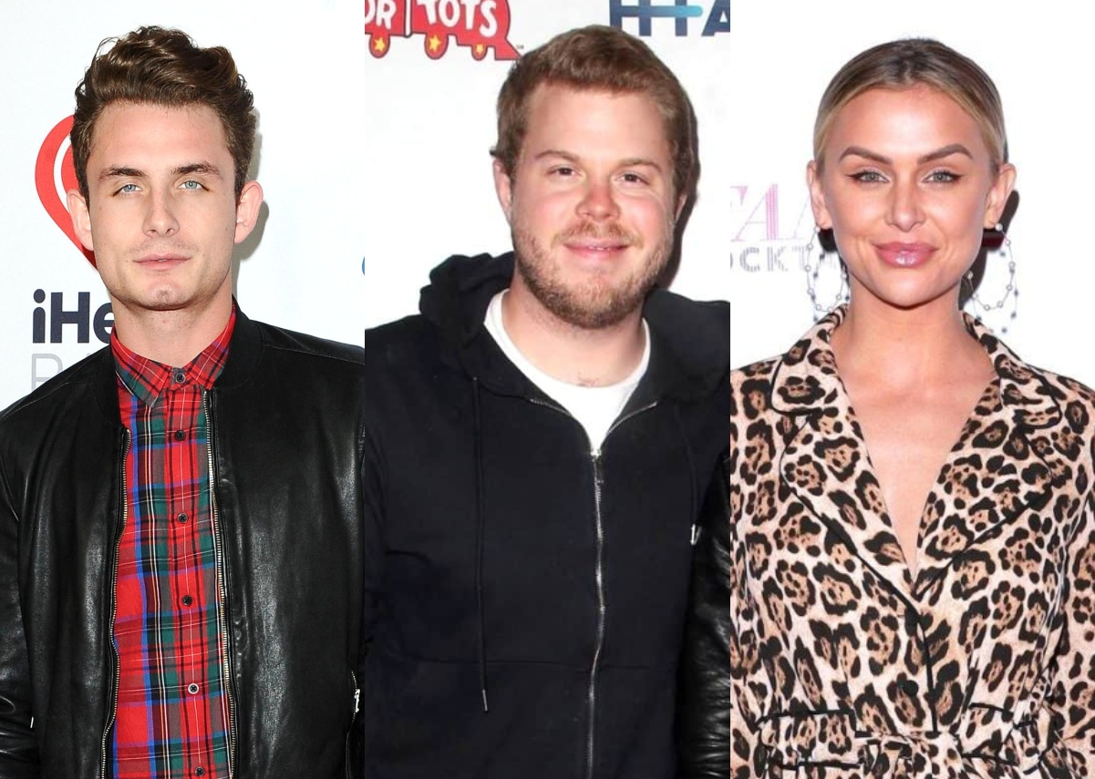 James Kennedy Offers Update on Max After Fight on Pump Rules, Shades Lala for Meddling With Scheana's Relationship and Slams Katie