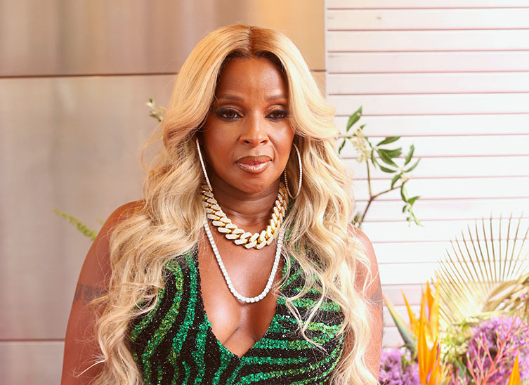Mary J. Blige urges Black women to take breast cancer screenings more seriously