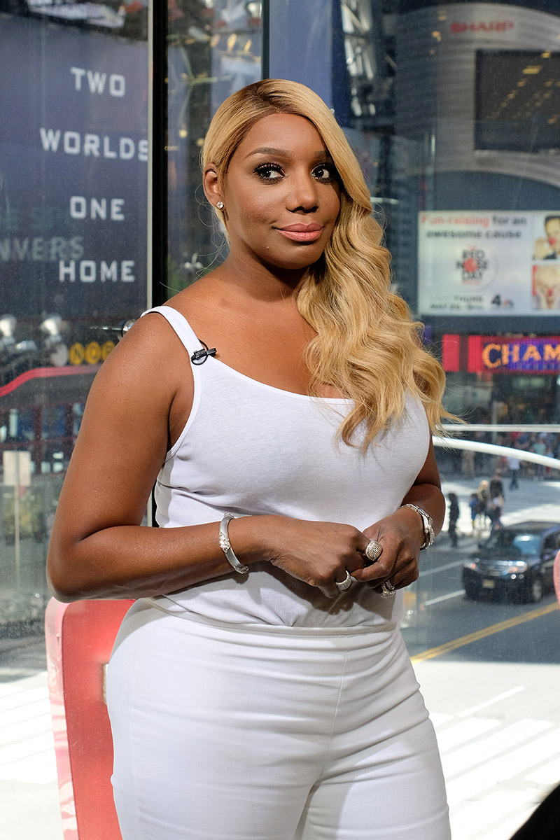 NeNe Leakes thanks young men sliding into her DMs looking for a sugar mama