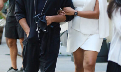 PICS: Jussie Smollett spotted with mystery woman after romantic dinner in NYC