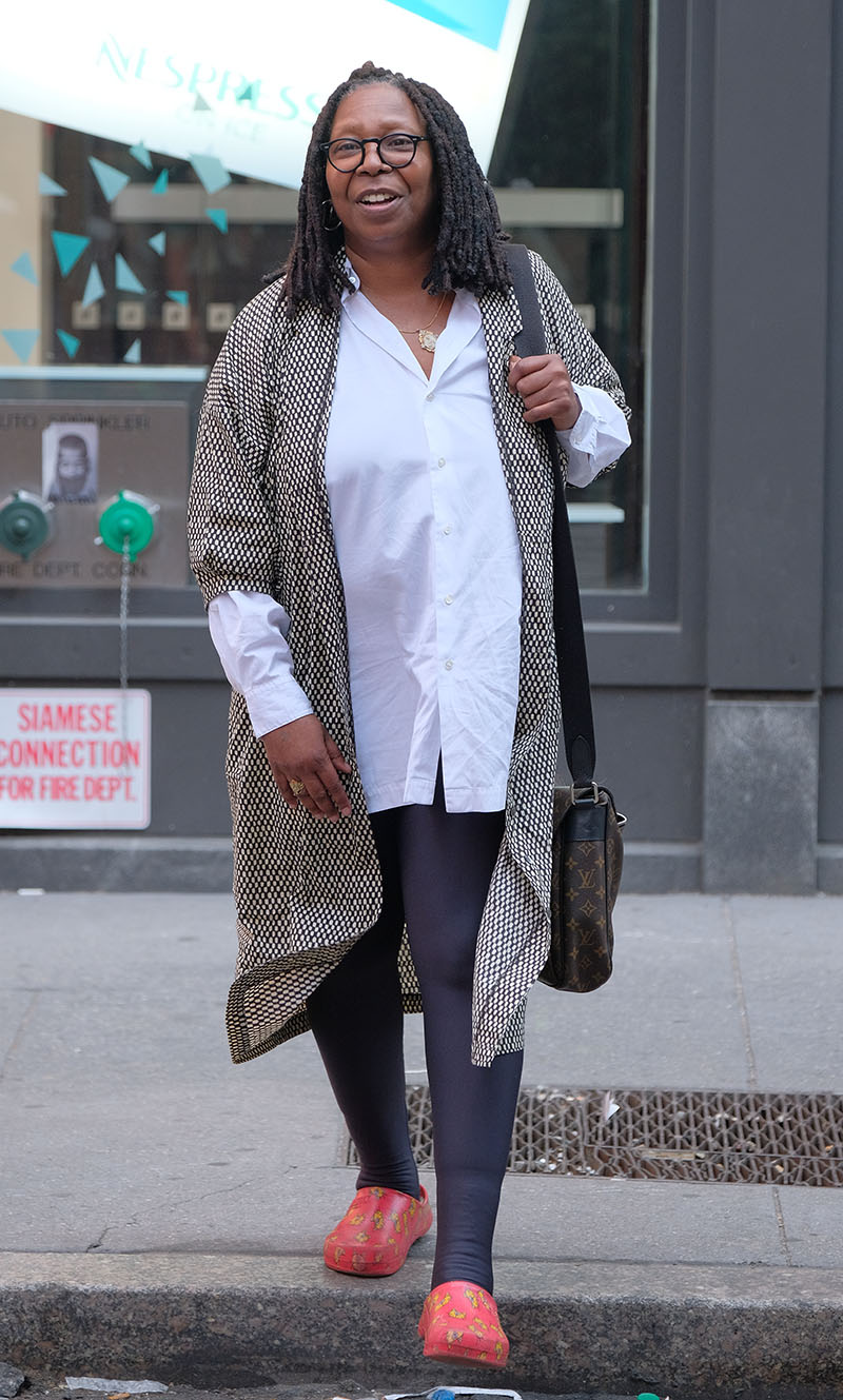 Whoopi Goldberg reveals why she stopped dating men in their 20s